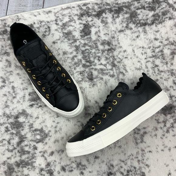 NIB Converse CTAS OX Frilly Thrills women's shoes NWT